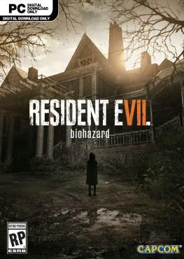 Resident Evil 7 VII jeu pc pour windows gratuit ou télécharger