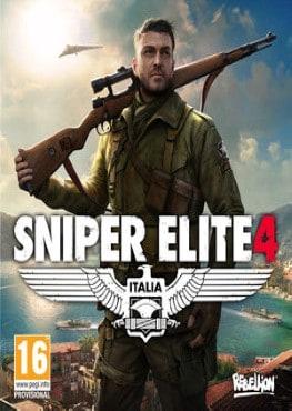 Sniper Elite 4 jeu télécharger PC complété gratuit torrent