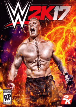 WWE 2K17 PC gratuit ou télécharger torrent jeu