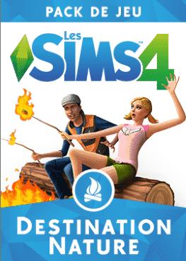 Les Sims 4 Destination Nature jeu PC gratuit ou télécharger