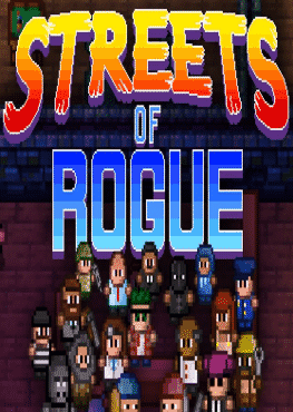 Streets of Rogue jeu télécharger PC complété gratuit torrent