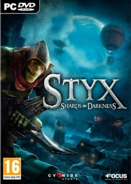 Styx: Shards of Darkness télécharger le jeu ou gratuit PC