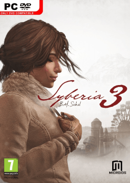 Syberia 3 télécharger le jeu ou gratuit PC version complete