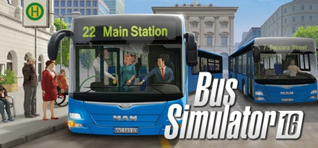 Bus Simulator 16 PC telecharger jeu