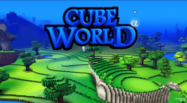 Cube World PC telecharger jeu