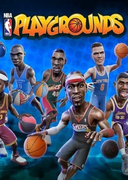 NBA Playgrounds télécharger le jeu ou gratuit PC version