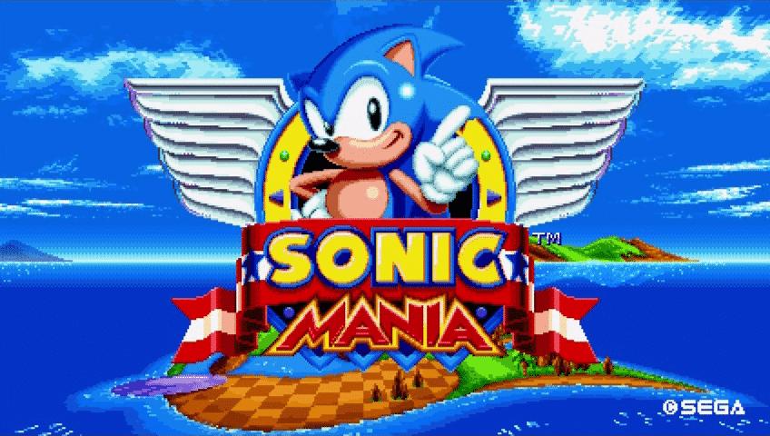 Sonic Mania PC telecharger jeu