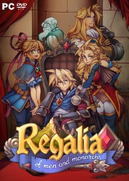 Regalia Of Men and Monarchs télécharger et gratuit jeu pc