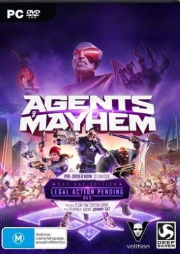 Agents of Mayhem gratuit ou télécharger pc