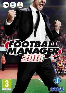 Football Manager 2018 PC Gratuit ou Téléchargement
