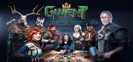 Gwent The Witcher Card Game jeu