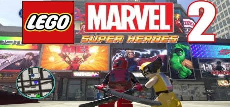 LEGO Marvel Super Heroes 2 jeu