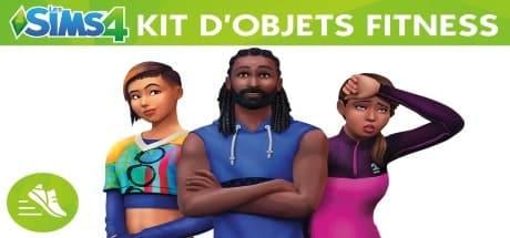 Les Sim 4 Kit d'Objets Fitness jeu