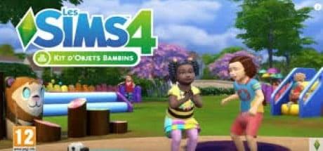 Les Sims 4 Kit d'Objets Bambins jeu