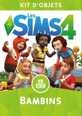 les sims 4 kit dobjets bambins telecharger gratuit jeu pc