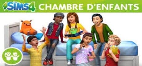 Les Sims 4 Kit d'Objets Chambre d'enfants jeu