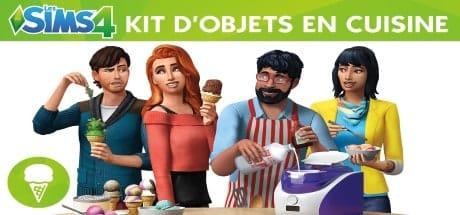 Les Sims 4 Kit d'Objets En Cuisine jeu