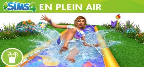 Les Sims 4 Kit d'Objets En plein air jeu