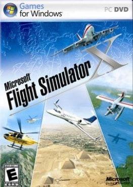 Microsoft Flight Simulator X télécharger et gratuit jeu pc