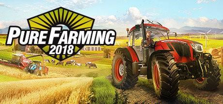 Pure Farming 2018 jeu