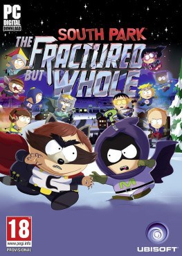 South Park: The Fractured But Whole télécharger pc