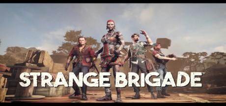 Strange Brigade jeu