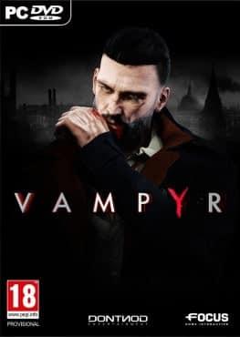 Vampyr télécharger et gratuit jeu pc