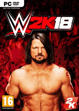 WWE 2K18 télécharger et gratuit jeu pc