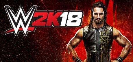 WWE 2K18 jeu
