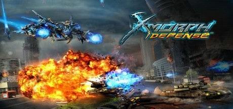 X-Morph Defense jeu