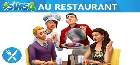 Les Sims 4 Au Restaurant jeu