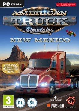 American Truck Simulator New Mexico télécharger jeu gratuit