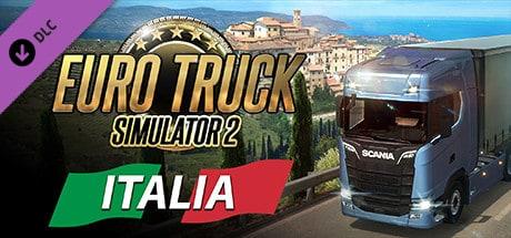 Euro Truck Simulator 2 Italia jeu