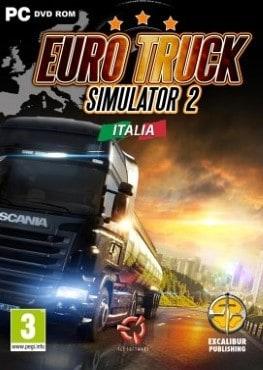 Euro Truck Simulator 2 Italia gratuit ou télécharger pc