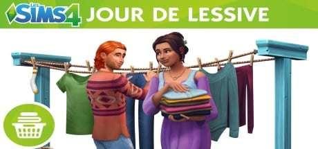 Les Sims 4 Jour De Lessive jeu