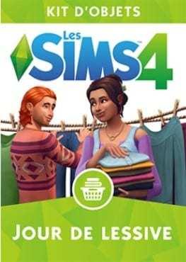 Les Sims 4 Jour De Lessive télécharger jeu gratuit