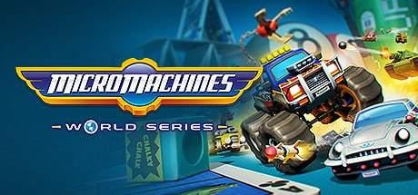 Micro Machines World Series jeu