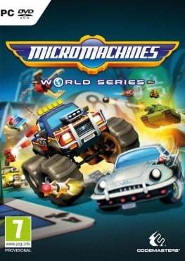 Micro Machines World Series Gratuit Télécharger