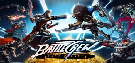 BATTLECREW Space Pirates jeu
