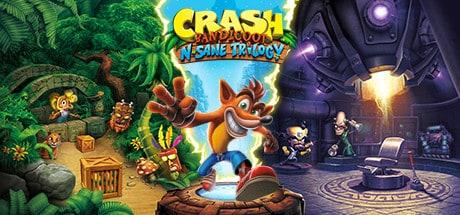 Crash Bandicoot N. Sane Trilogy jeu