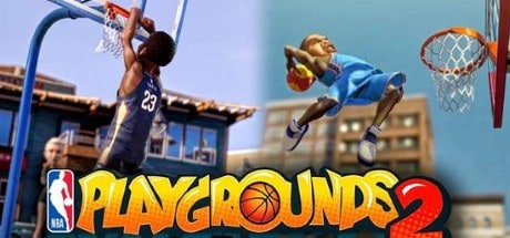 NBA Playgrounds 2 jeu