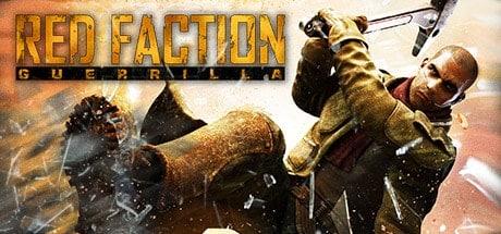 Red Faction Guerrilla jeu