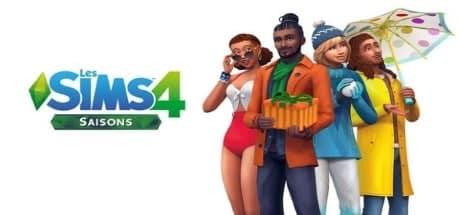 Les Sims 4 Saison jeu