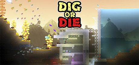 Dig or Die jeu