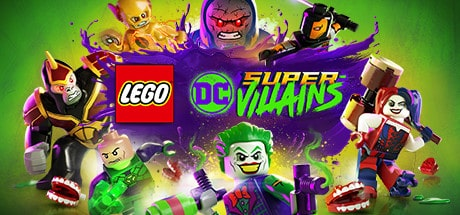 LEGO DC Super Villains jeu
