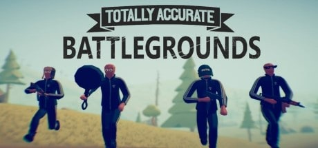Totally Accurate Battlegrounds jeu