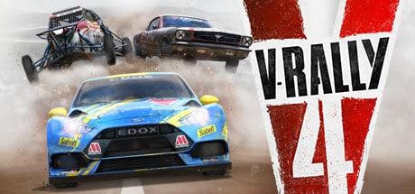 V-Rally 4 jeu