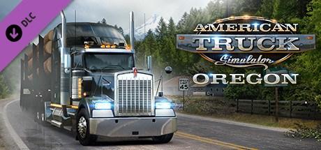 American Truck Simulator Oregon jeu