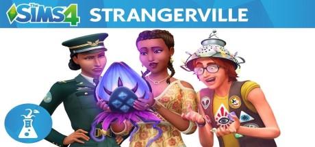 The Sims 4 StrangerVille jeu