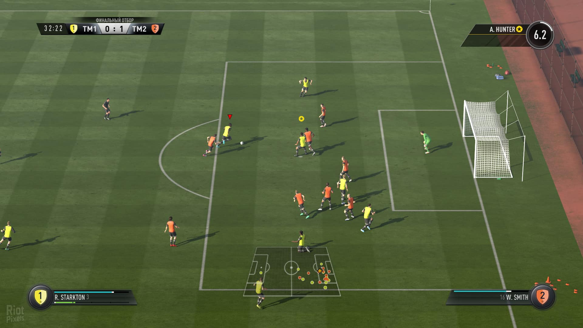 Bienvenue dans la nouvelle saison de FIFA Mobile. Grâce à un nouveau moteur de jeu, nous vous offrons des nouveautés en termes de jouabilité, de graphismes, d'IA ...